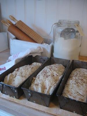 baka nyttigt bröd
