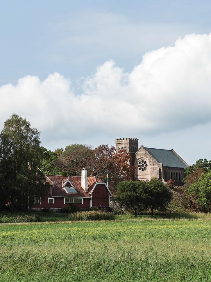 tjolöholms kyrka