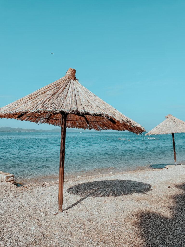 Kolovare beach